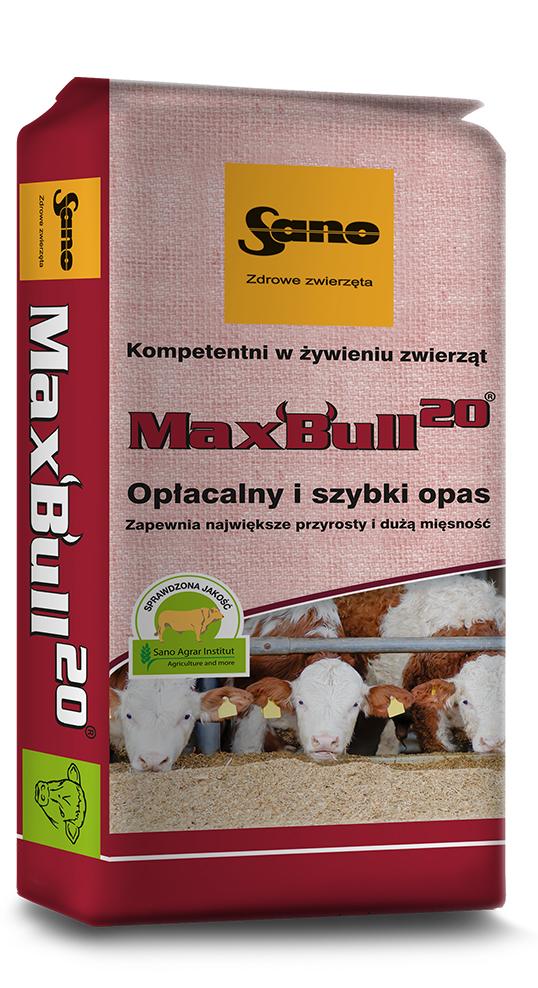 MaxBull 20®