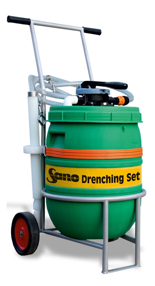 Sano Drenching Set